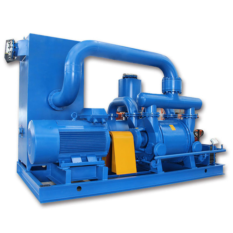 Factory Best Price Roots Liquid Ring Vacuum Pump System