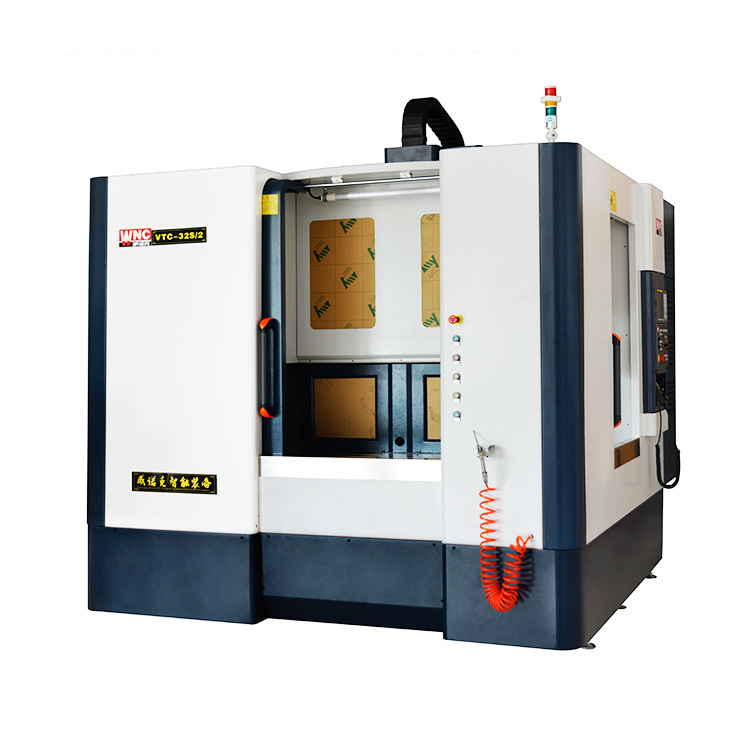 Moving column vertical machining center for metal or mould processing with good price