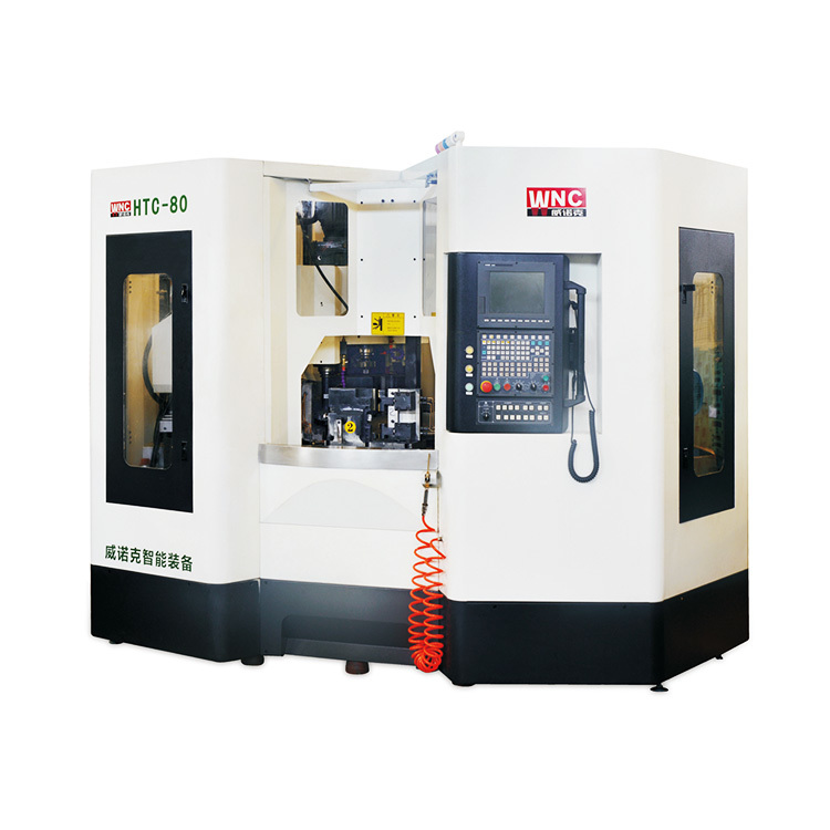 HTC-80 hot sale Rotary Flexible Production Line CNC Machine centre with good price